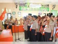 Pelantikan Mabisaka Dan Pimpinan Satuan Karya Pramuka Kalpataru Cabang Bojonegoro