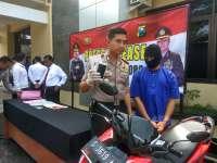 Pelaku Jambret Ditangkap, Polres Bojonegoro Imbau Masyarakat Berhati-hati