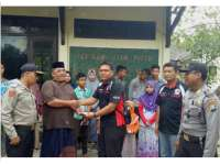 TTNT Polres Bojonegoro Santuni Yayasan Panti Asuhan di Mojoranu Dander