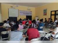 Puluhan Pemuda Karang Taruna Dilatih Keorganisasian di PIB Gayam
