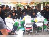 Bintang Toedjoe Apresiasi Kaum Muda Bojonegoro Dalam Gerakan 50k Kantong Darah