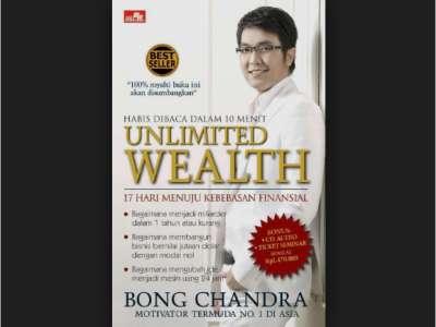 Membaca Kitab Sukses Bong Chandra