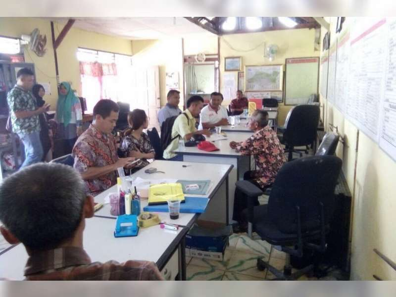 Monitoring Program Jamban Sehat Bersama EMCL di Gayam