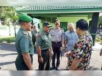 Tim Penilai Lomba Binter Tiba di Makodim 0813 Bojonegoro