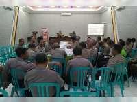 Polres Bojonegoro Terjunkan 472 Personil Gabungan Untuk Pengamanan Pertandingan Persibo vs Persema