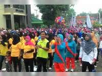 Kuswiyanto Peduli Kanker Serviks Bareng Bu Yoto di Hari Kartini