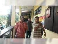 Tiga Warga Laporkan Mantan Kades Pragelan ke Polres Bojonegoro