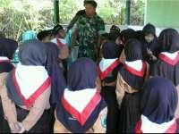 Pendidikan Kebangsaan dari Prajurit untuk Pelajar