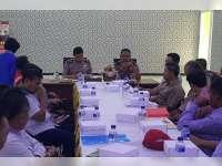 Polres Bojonegoro Sudah Kirim Undangan Pada PT Hutama Karya