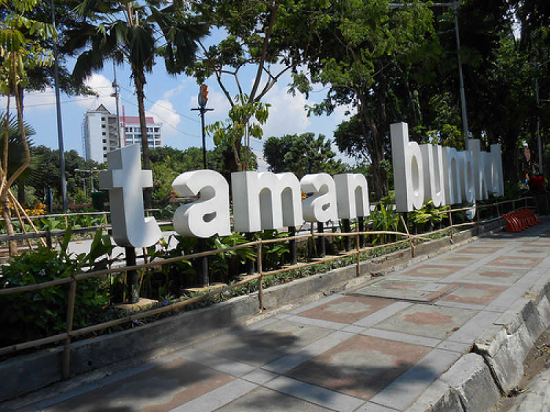 Surabaya Kini Jadi Kota Nyaman Ditinggali