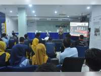 Kapolres Sosialisasikan Aplikasi CAS di Bank Mandiri KCP Bojonegoro