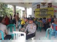 RS Bhayangkara Wahyu Tutuko Gelar Baksos Pengobatan Gratis di Malo