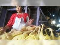 Jelang Ramadan Harga Daging Ayam Meroket