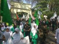 PKS dan PAN Disebut Lindungi HTI Oleh Orator Aksi