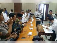 Pemkab dan Dirjen Imigrasi, Tandatangani Perjanjian Kerjasama Pembetukan Kantor Imigrasi di Bojonegoro