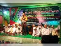 Kapolres Bojonegoro Hadiri dan Berikan Sambutan Pada Pengajian Umum di Malo
