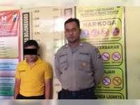 Polres Bojonegoro Tangkap Seorang Pelaku Yang Lakukan Dua Kali Pencurian Ditempat Berbeda