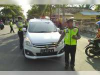 Dua Kali Gelar Razia, Sat Lantas Polres Bojonegoro Tindak 277 Pelanggar