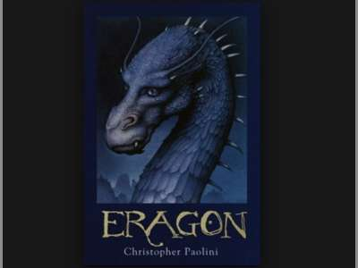 Novel Eragon Karya Christhoper Paolini