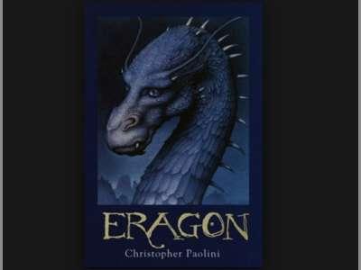 Novel Eragon Karya Christhoper Paolini