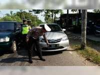 Polisi Banyak Tilang Kendaraan Pakai TNKB Tak Sesuai Spektek