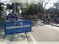 Operasi Patuh Hari Terakhir, Sat Lantas Polres Bojonegoro Tindak 315 Pelanggar