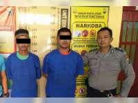 Polres Bojonegoro Limpahkan 2 Tersangka Perjudian di Kepohbaru, Pada  JPU