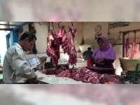 H - 1 Ramadan, Harga Daging Masih Stabil