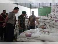 Tim Satgas Pangan Polda Jateng Temukan Ratusan Ton Gula Ilegal Di Gudang Ngawen Blora