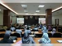 Kapolres Bojonegoro Sosialisasikan CAS pada Rakor Dinas Kesehatan