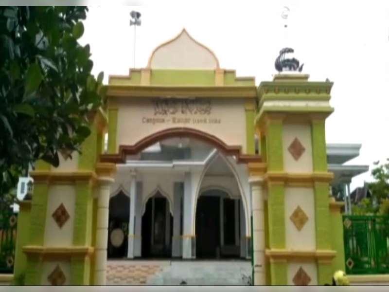 Masjid Jami Nurul Huda Cangaan Dianggap Masjid Tertua di Bojonegoro