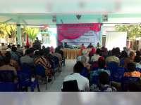 Kuswiyanto Sosialisasi Empat Pilar Kebangsaan di Kalitidu