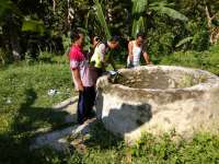 Seorang Perempuan di Trucuk Mencoba Bunuh Diri Mencebur ke Sumur