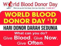 Menjadi Donor Darah Pasti Sehat