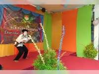 Fashion Show Warnai Pentas Pelepasan Siswa SLB Putra Harapan