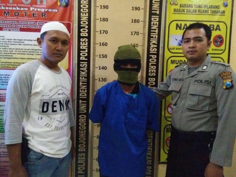 Polisi Amankan Seorang Pemuda Yang Kedapatan Menjual Tiket Palsu
