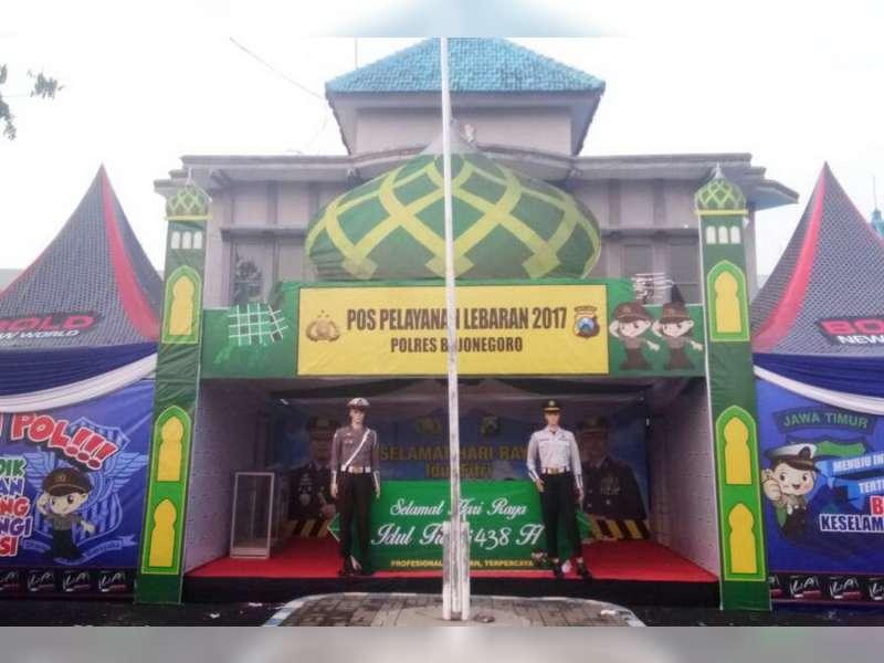 Polres Bojonegoro Siapkan 7 Pos dalam Operasi Ramadniya Semeru 2017