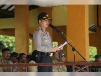 Kapolres Bojonegoro Ajak Anggota Laksanakan Ops Ramadniya 2017 Sebagai Ibadah