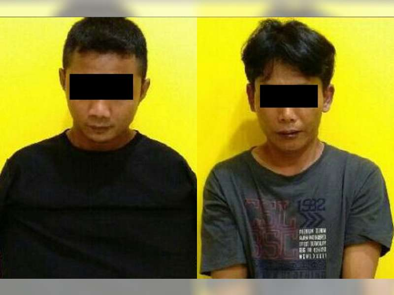Pesta Sabu, Dua Warga Blora Ditangkap Satnarkoba Polres Blora