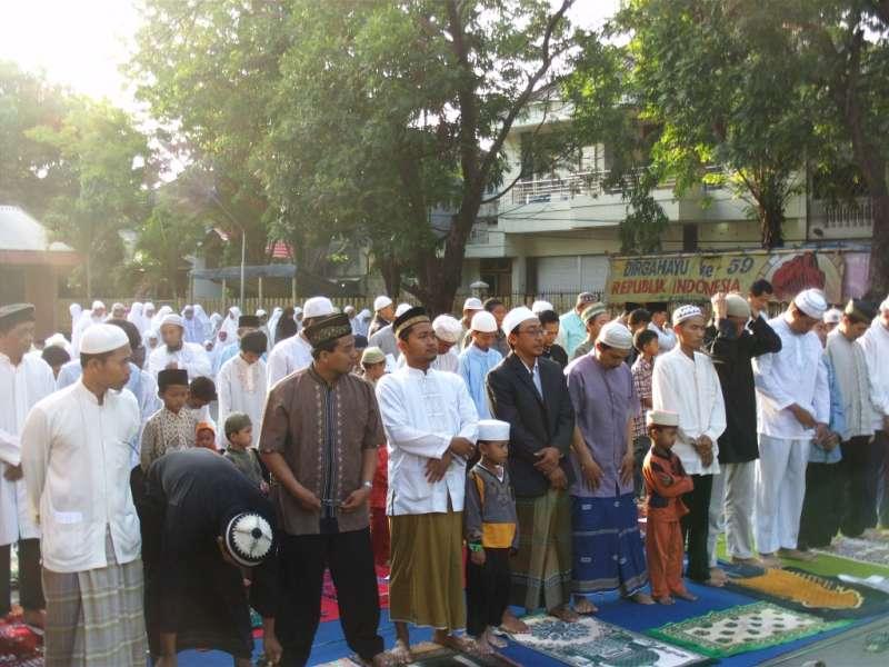 Bupati Suyoto Rencana Salat Idul Fitri di Sugihwaras