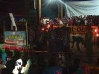 Festival Obor pada Malam Colok Songo di Mojodeso