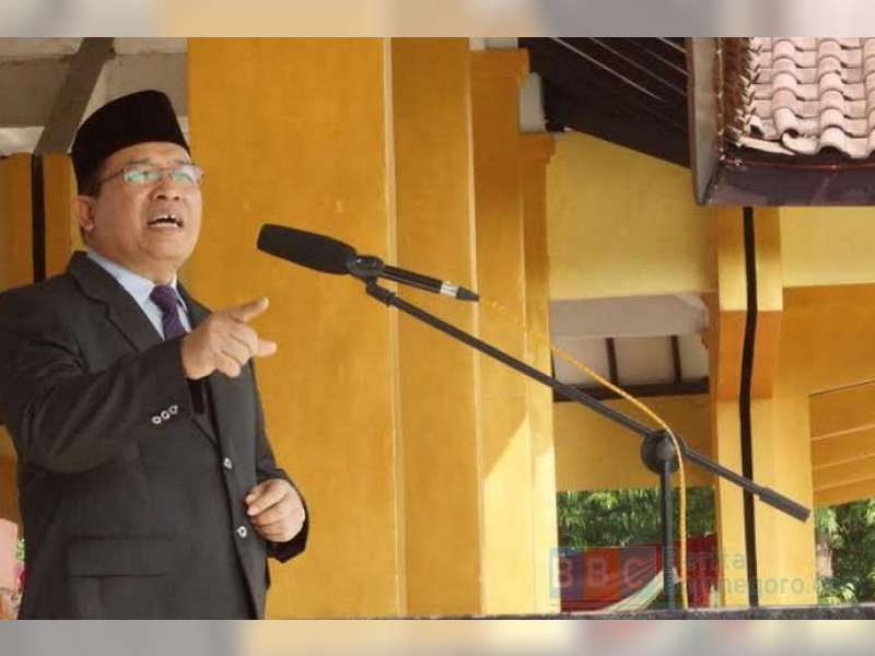 Sambutan Bupati Bojonegoro Idul Fitri 1438 H / 2017