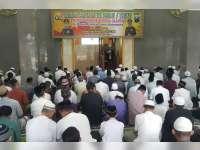 Polres Bojonegoro Gelar Solat Idul Fitri di Masjid Al-Ikhlas