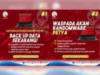 Kementrian KOMINFO Peringatkan Ancaman Virus Ransomware PETYA