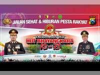 Peringati HUT Bhayangkara ke-71, Polres Bojonegoro Akan Gelar Jalan Sehat, Gratis!!!