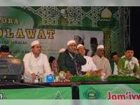 Ribuan Warga Ikuti Jati Blora Bersholawat