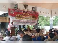 Dorong Penguatan SDM, Kuswiyanto Sosialisasi Empat Pilar MPR RI