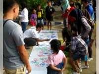 Peringati Hari Anak Nasional, LPA Bojonegoro Kampanyekan Stop Kekerasan Anak