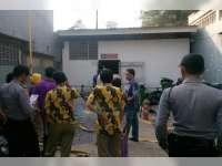 Ruang Genset RSI Muhammadiyah Sumberrejo, Nyaris Terbakar