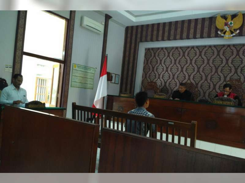 Penambang Pasir Bengawan Solo, Divonis Bersalah Dalam Sidang di PN Bojonegoro